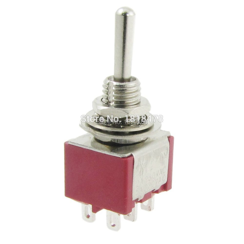 Dpdt Toggle Switch Wiring Promotion-Shop for Promotional Dpdt ...