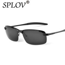 2015 New Polarized Sunglasses Men Travel Sun glasses Night Driving Mirror Male Eyewear Accessories Goggle glasses