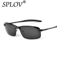 2015 Nuevas gafas de Sol Polarizadas Hombres gafas de Sol de Conducción Nocturna Espejo Masculino Gafas Accesorios Gafas gafas de sol