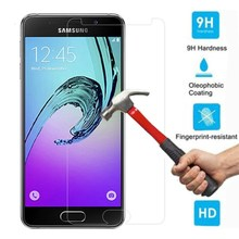 Screen Protector Tempered Glass for Samsung Galaxy J4 J6 A6 A8 2018 A3 A5 A7 2017 J1 J2 J3 J5 J7 2016 S3 S4 S5 S6 Note 3 4 5Film