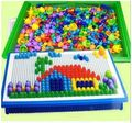 1Set Fusion Perler Beads pegboard Kit Butterfly Model Children Gift Puzzle Toy Activity HOT sale