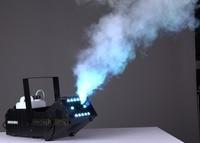 Factory sale 1500W LED Multi Fog Machine dmx Led smoke Machine high quality valve For Wedding Party Stage Effect Light