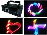3D RGB Stage laser lights 400mW laser projector DMX laser stage lighting Disco DJ Party Pub Bar KTV Events Live Show effects