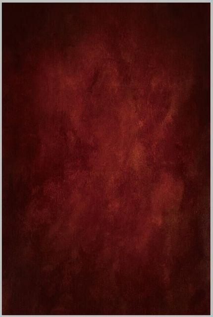 5x7FT Abstract Dark Maroon Brown Wall Custom Photo Studio