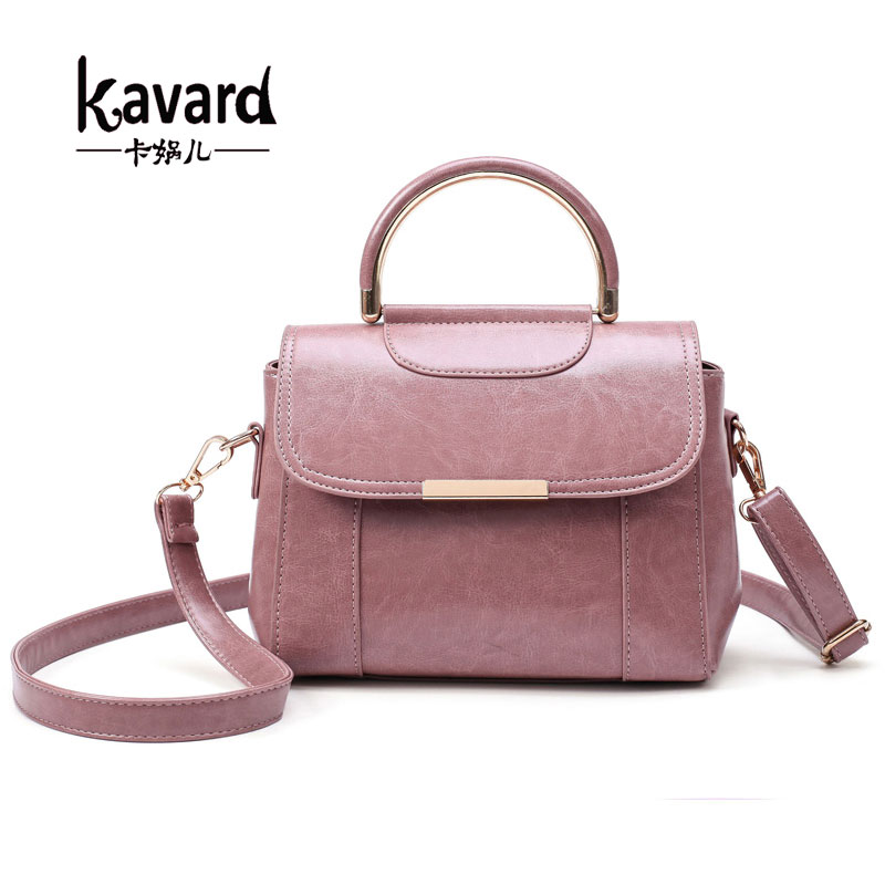 kavard fashion Women PU Leather Handbags Designer high quality Ladies hand Bags For Women female shoulder bag  Sac a main Bolsos micocah fashion women shoulder bag 2 colors quality brand handbags for female pu leather gh50007