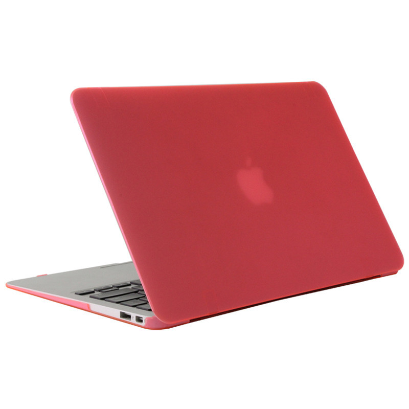 For MacBook Air 13 Case 11 pro retina 12 15 touch bar Cover Hard Rubber Case Bag Matte translucent with silicone keyboard cover free shipping gold transparent rubberized matte case hard cover for macbook air pro 11 13 15 with retina display without logo