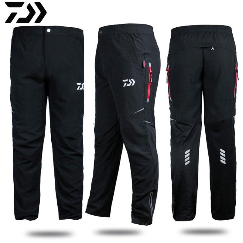 DAWA DAIWA Outdoor Sports Pants 2020 Professional Men Fishing Pants Anti static Anti UV Quick drying Windproof Breathable Pants