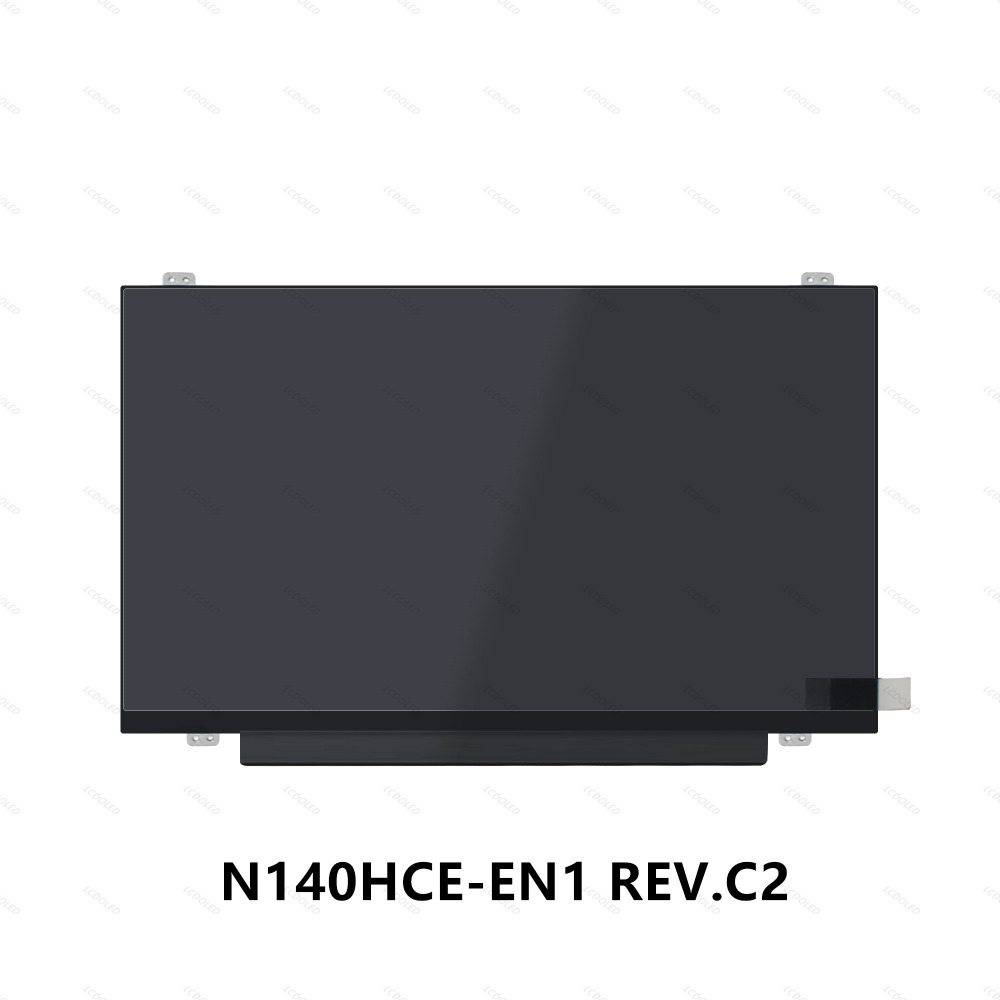 14'' LED LCD Screen Display Panel Matrix Exact Model N140HCE EN1 Rev C2 Rev C1 Rev B3 IPS 72%NTSC FHD For Lenovo ThinkPad T480
