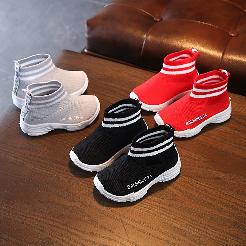 Toddler Shoes Infant Sneakers Non-Slip Newborn First-Walk Girls Baby Boys Soft-Bottom
