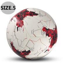 2019 новый футбольный мяч A + + официальный размер 5 футбольный мяч для тренировки на открытом воздухе мячи Futbol Voetbal Bola