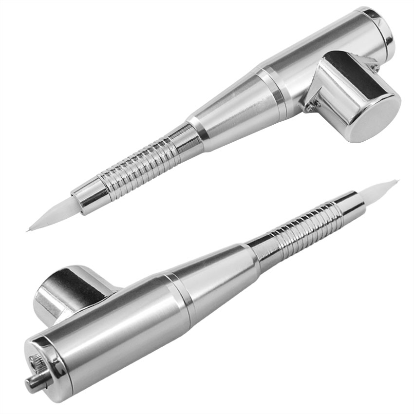 купить Microblading Tattoo Machine Pen Eyebrow Lip Eyeliner Permanent Makeup 3D Embroidery with Power Supply Adaptor for Needles Tips по цене 2163.48 рублей