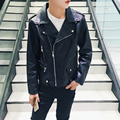 2016 New Arrival Oversized Mens Leather Jackets and Coats High Quality Motorcycle Leather Jacket Male 5XL Suede Jacket Hot Sale