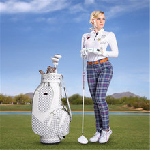 Poleras Polo Hombre Golfe Pgm Golf Clothing Ladies Long sleeved T shirt Korean Version Of The