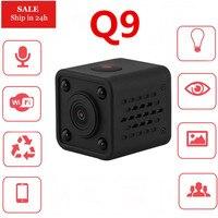 Q9 Mini HD 720P Camera Pocket WiFi Wireless Camcorder Handheld Digital Cameras Portable DV Recorder 120