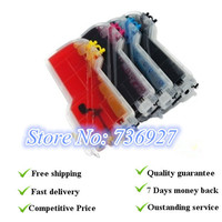 Full High Capacity 4 PCS Refill Cartridge Suit For Brother LC980 LC990 LC38 LC61 LC67 LC65