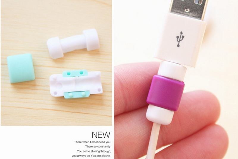 Ascromy-10PCS-Cable-Protector-Saver-For-iPhone-XS-Max-Xr-X-8-7-6-Plus-iPad-Macbook-Original-Charger-USB-Data-Cable-Cord-Protetor (10)