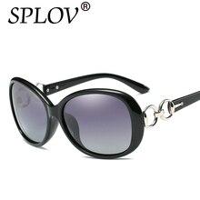 2016 Nuevo retro gafas de sol polarizadas de mujer de marca de Recubrimiento diseñador de la Marca de la vendimia gafas de sol mujer gafas de gafas femininos