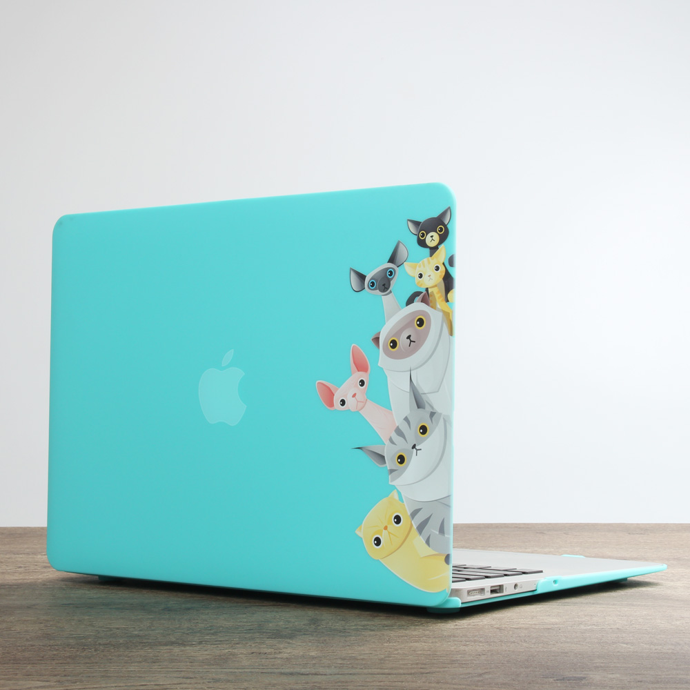 Art Feather Case for MacBook 65