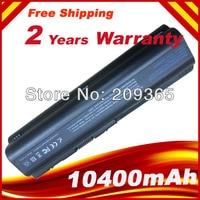 12 Cells Battery for HP DV4 DV5 DV6 G71 G50 G60 G61 G70 DV6 DV5T HSTNN IB72 HSTNN LB72 HSTNN LB73 HSTNN UB72 HSTNN UB73