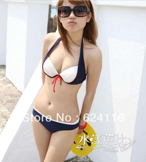 c6b9fb547fc92 YY23 Fashion Hot 3-Piece Korea Swimsuit Swimwear Women Sexy Bikini PADDED  Swim Suit Tube Swim Wear Beachwear Bathing