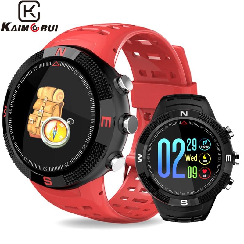 Smart Bracelet F18 3D Ball Screen IP68 Waterproof Fitness Tracker Rate Monitor Pedometer Sports Smart Watch
