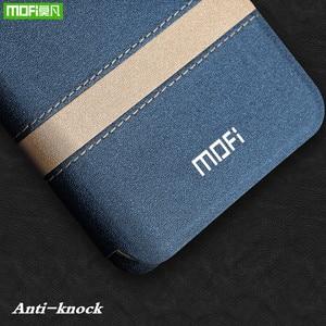Image 5 - Funda con tapa MOFi para Huawei Honor 10 Lite, Funda de cuero PU TPU, funda de teléfono con tapa para Huawei Honor 10 Lite