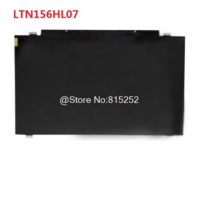 Ноутбук ЖК-дисплей Экран дисплея для <font><b>MSI</b></font> gl62 gl62m GT60 gt62vr GS60 gs63vr gs63 tn156hl07 15.6 &#8220;<font><b>LED</b></font> EDP 30pin 1920*1080
