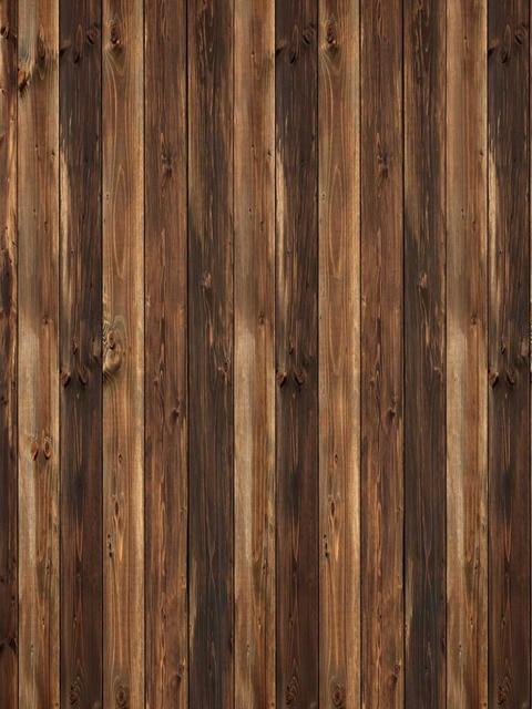 8x8FT Vintage Tan Buff Wooden Planks Wood Wall Custom Photo Backgrounds Studio Backdrops Vinyl 240cm X