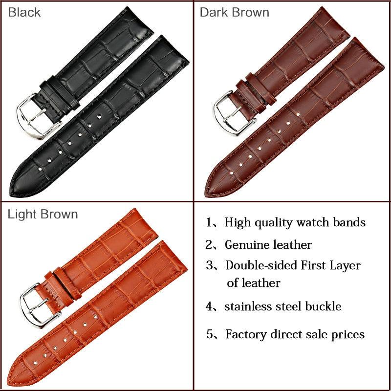 MAIKES Nuevos accesorios de reloj Pulsera de reloj Cinturón Correa - Accesorios para relojes - foto 2