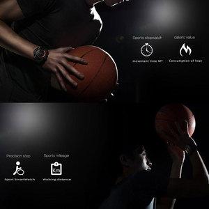 Image 4 - Lokmat Smart Horloge 2020 Bluetooth Digitale Mannen Klok Stappenteller Smartwatch Vrouwen Waterdichte IP68 Sport Voor Ios Android Telefoon