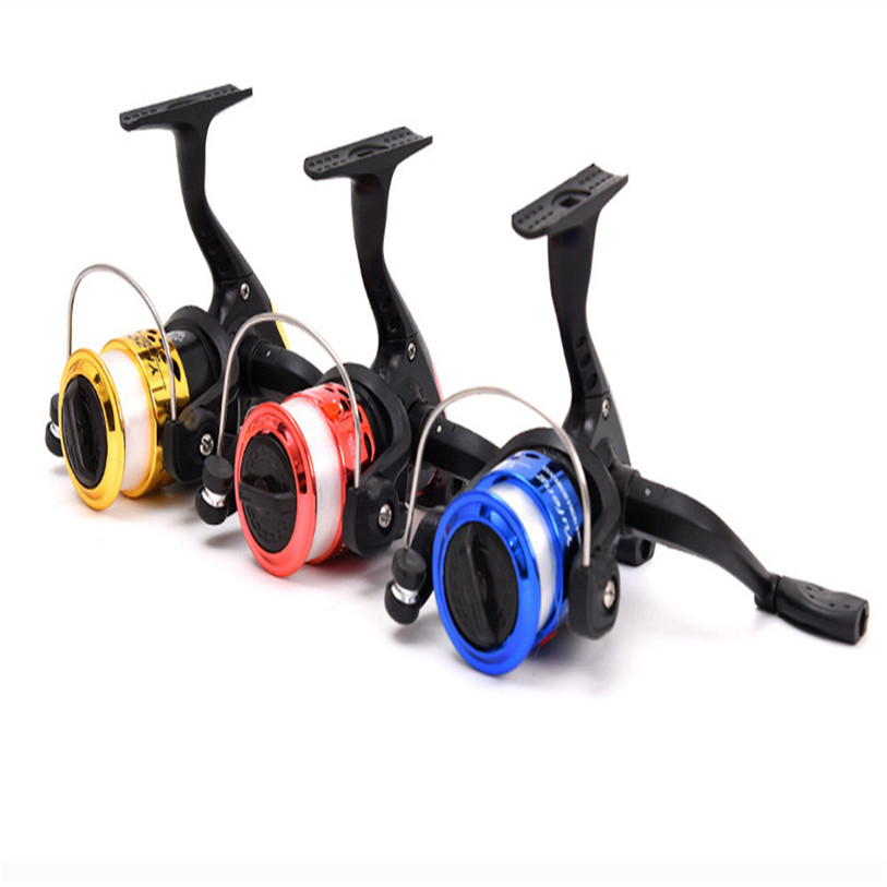 New Spinning Fishing Reel Metal Spool For Freshwater Saltwater YF200 Outdoor Sports Cycling Fishing Accessories Tool Aug 29