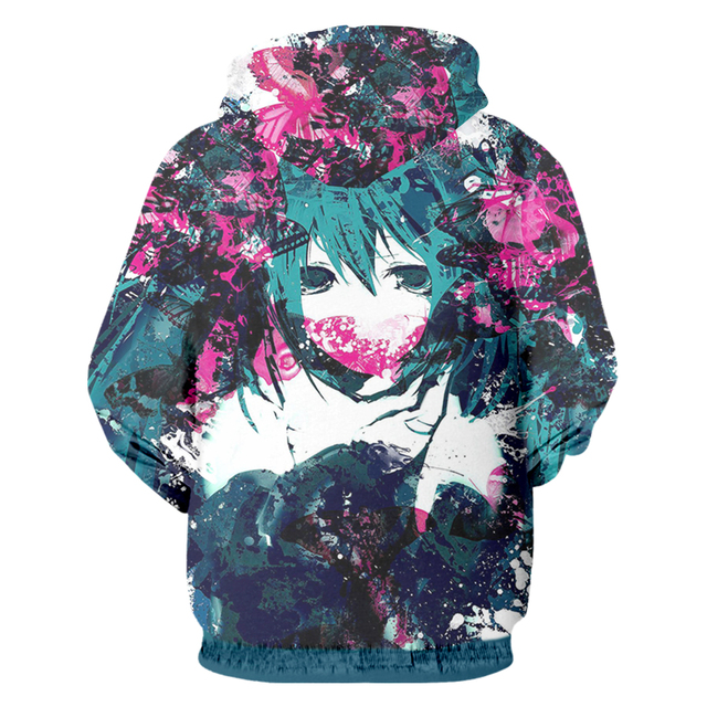 Cute Anime Sweatshirt