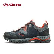 2016 New Clorts Men Outdoor Waterproof Hiking Shoes Waterproof Breathable Climbing Trekking Shoes Men Lighweight Sport Shoes Man