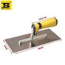 BOSI 250x100 мм отделочный шпатель для бетона