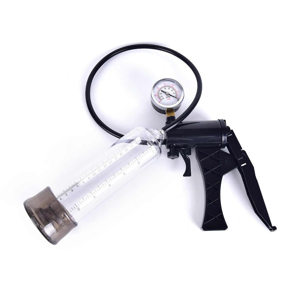1 набор, мягкий прочный насос для пениса, для мужчин, удлинитель для пениса, для мужчин, ручной привод, для увеличения пениса, для мужчин, t, вакуумный насос