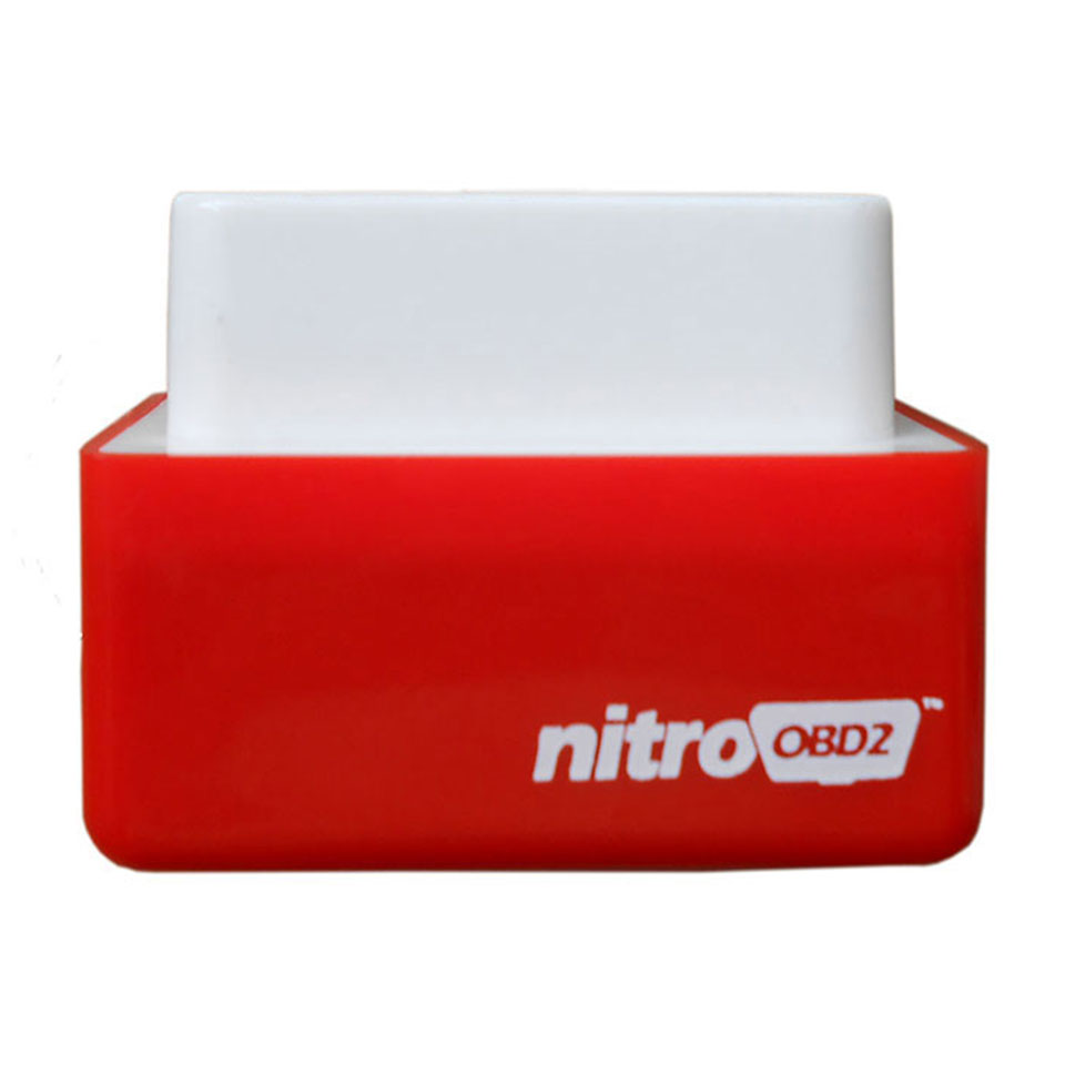 Diagnostic Tools Hot Newest Nitroobd2 Diesel Car Chip Tuning Box Plug And Drive Nitro Obd2 Interface For Diesel Car More Power/more Torque Strengthening Waist And Sinews