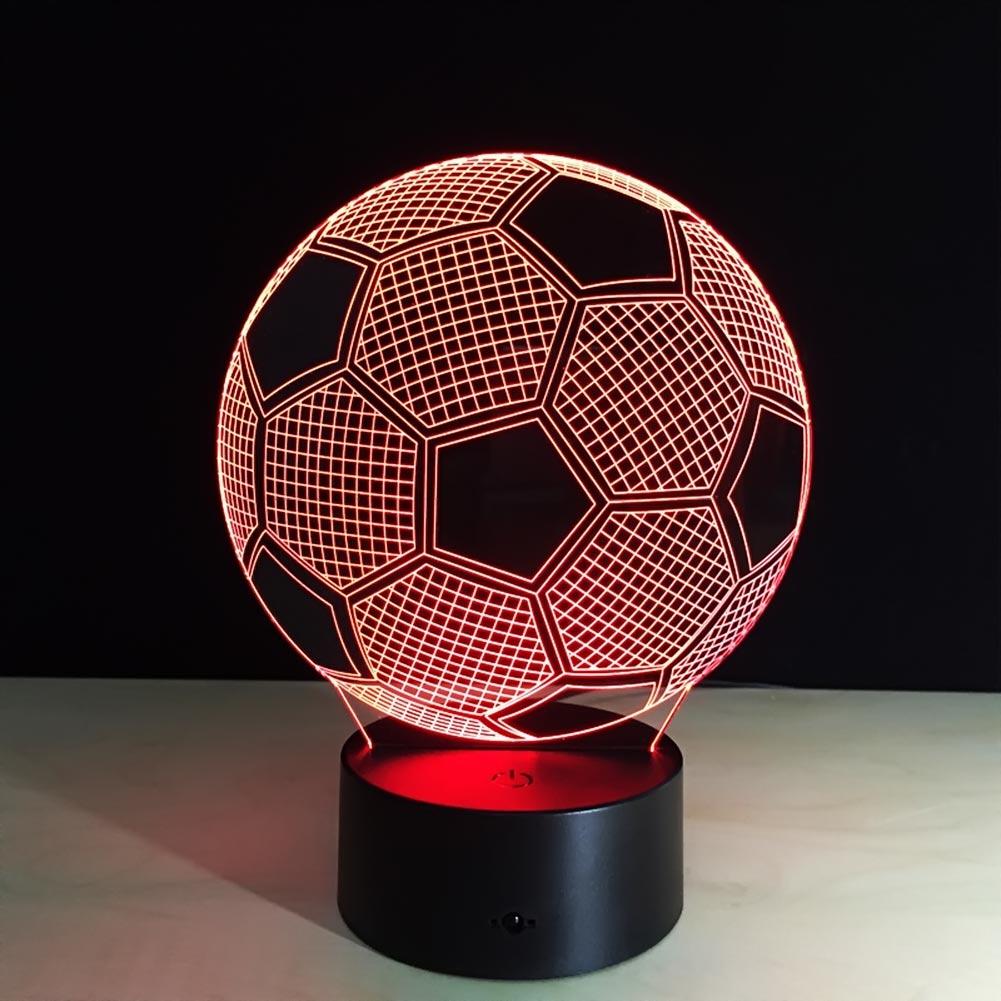 achetez en gros lampe de table du football en ligne des. Black Bedroom Furniture Sets. Home Design Ideas