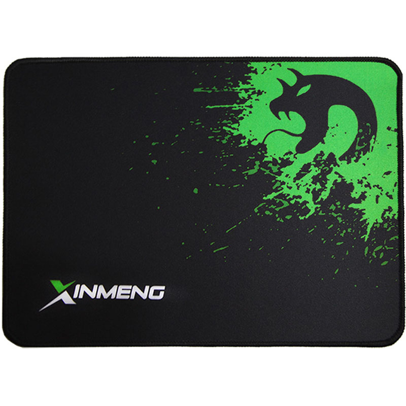 Computer and PC Stitch Mouse Mat Non-Slip Rubber Base Mousepad for Laptop Gaming Mouse Pad