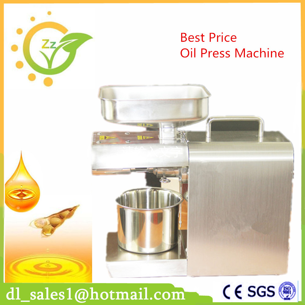 peanut cold oil press oil press machine sunflower screw-type expeller seed sesame coconut commercial 12 hours working