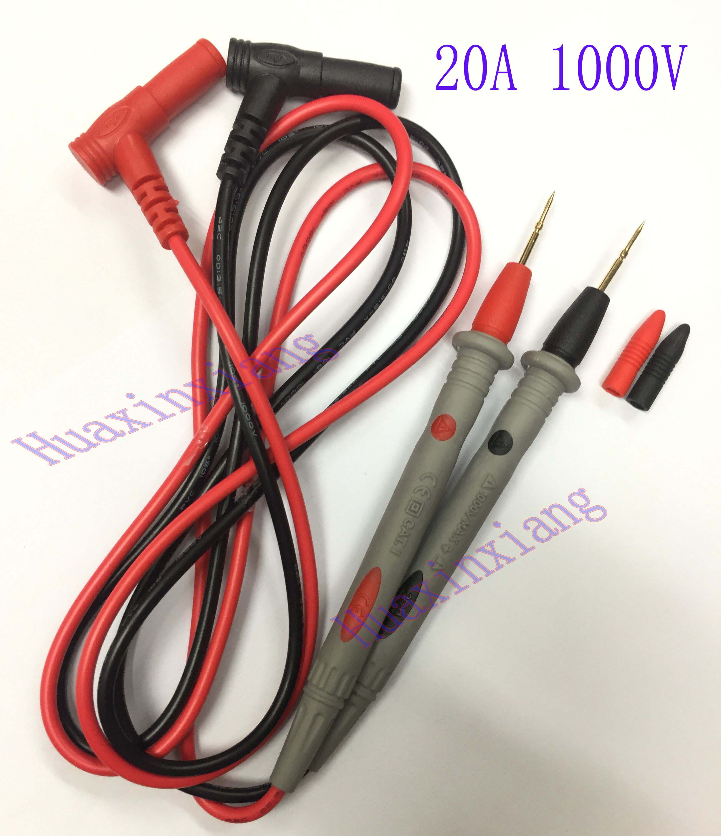 1PCS Multimeter Test Lead Probe Wire Cable Test Lead Wire