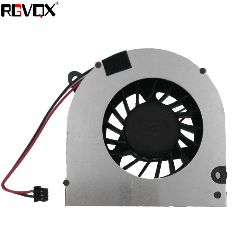 Купить с кэшбэком New Laptop Cooling Fan For HP 511 515 516 610 615 616 CQ510 CQ511 CQ515 CQ516 CQ610 CQ615 PN:DFS481305MC0T Cooler Fans