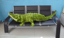 big crocodile font b plush b font toy font b stuffed b font crocodile pillow birthday