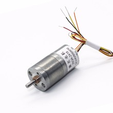 25GA2418 brushless DC motor, 12v24v hair curler low speed long life motor