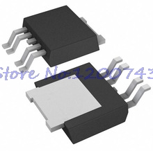 10pcs/lot BTS443P TO252 BTS443 TO-252 SMD In Stock