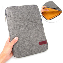 Shockproof Tablet Liner Sleeve Pouch Bag for Lenovo Tab 2 A10-70 A10-70F A10-70L Tablet 10.1 Cotton Case Cover +Film+Stylus Pen ultra thin smart pu leather cover for lenovo tab 2 a10 70 a10 70l a10 70f 10 1 inch tablet case screen protector film stylus pen