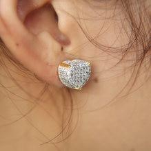 Высокое качество тонкий серебряный цвет отвертка в форме сердца