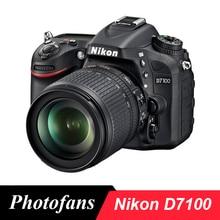Nikon  D7100 DSLR Camera with 18-105mm Lens -24.1MP DX-Format -3.2″ LCD Monitor -Full HD 1080i Video
