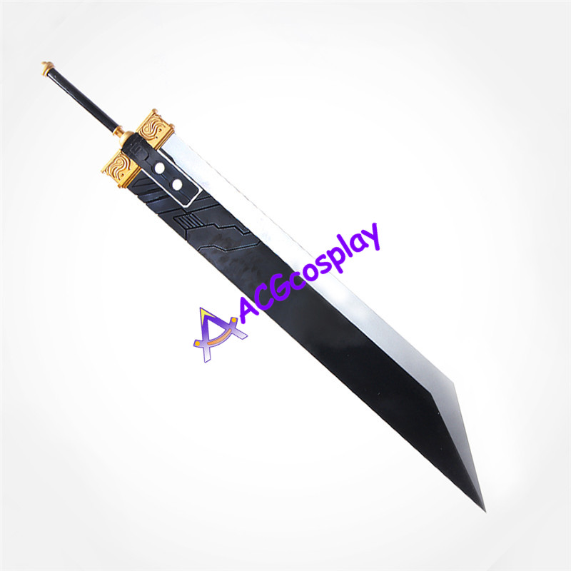Final Fantasy VII cosplay FF7 Zack Fair Cloud Strife Big Sword prop cosplay prop