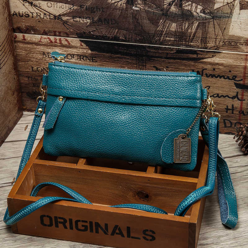 Hot sale Vintage Cute Small Handbags Genuine leather women Famous Brand mini bags Crossbody bags Clutch Female messenger bag