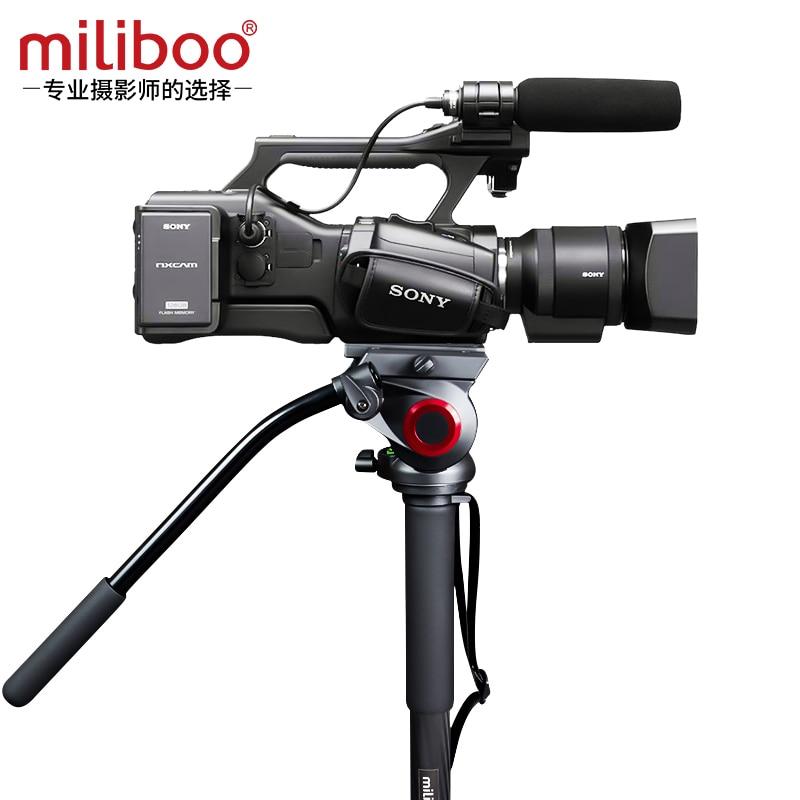 Miliboo MTT704B Carber Fiber Profesionalni Monopod s tekućinom Pan - Kamera i foto - Foto 6